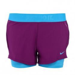 Шорты Nike Фиолетовые