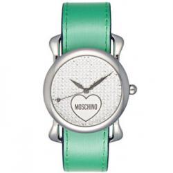 Часы Moschino Зеленые
