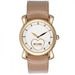 Часы Moschino Бежевые