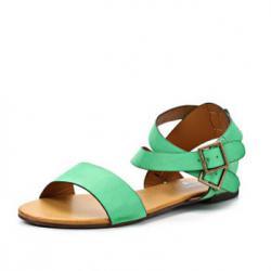 Сандалии Betsy Зеленые