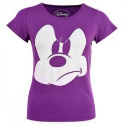 Футболка Disney Фиолетовая