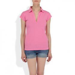 Какого цвета поло F5 Розовое