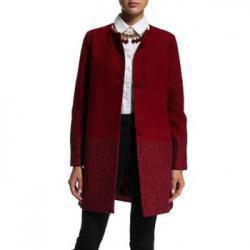 Пальто Lamania Красное
