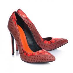 Туфли Just Cavalli Красные