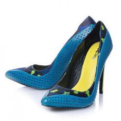 Туфли Just Cavalli Голубые