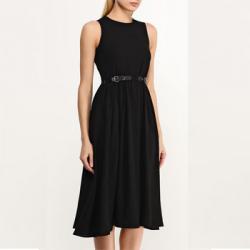 Платье LOST INK Черное